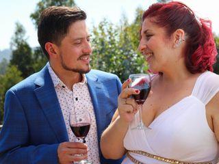 El matrimonio de María Jose y Felipe