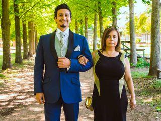 El matrimonio de Daniela y Claudio 1
