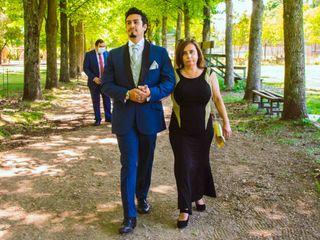 El matrimonio de Daniela y Claudio 2