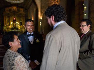 El matrimonio de María José y Pastor 3