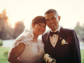 El matrimonio de María José y Pastor