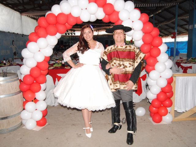 El matrimonio de Ana y Francisco