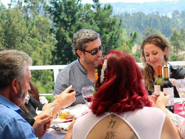 El matrimonio de Felipe y María Jose en Tomé, Concepción 5