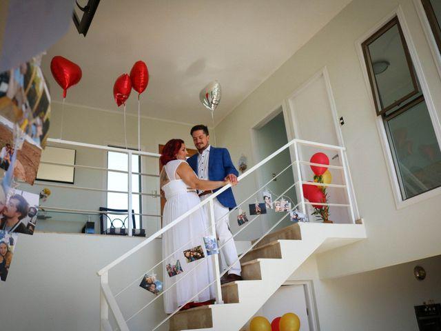 El matrimonio de Felipe y María Jose en Tomé, Concepción 7