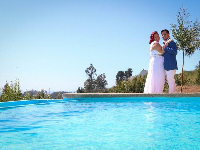 El matrimonio de Felipe y María Jose en Tomé, Concepción 2