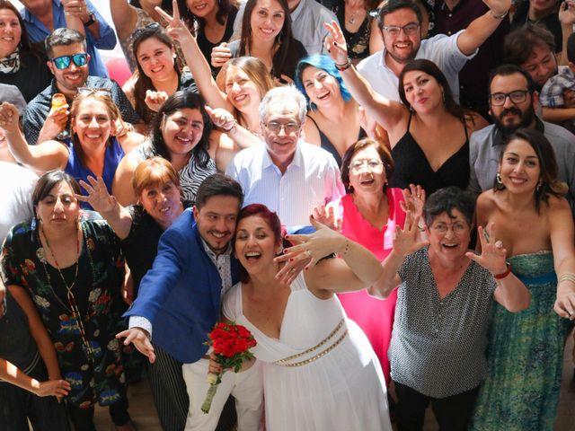 El matrimonio de Felipe y María Jose en Tomé, Concepción 10