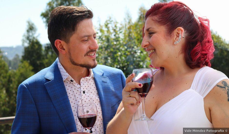 El matrimonio de Felipe y María Jose en Tomé, Concepción