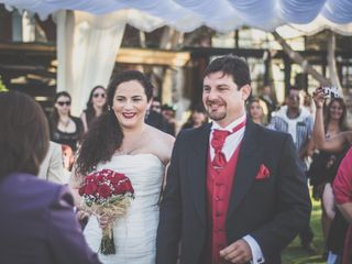 El matrimonio de Johanna y Jorge 3
