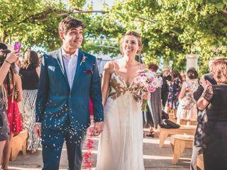 El matrimonio de Dana y Felipe