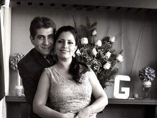 El matrimonio de Erika y Gabriel 3