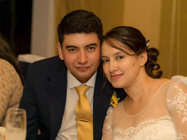 El matrimonio de María José y Rubén