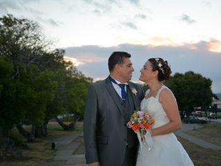 El matrimonio de Camila y Carlos