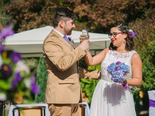 El matrimonio de Rocio y Tristan
