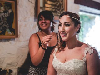 El matrimonio de Karen y Francisco 3