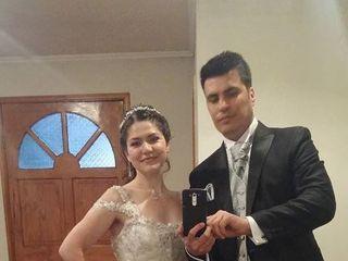 El matrimonio de Celeste y Pablo 2