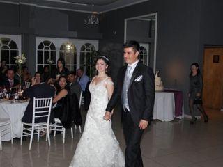 El matrimonio de Celeste y Pablo