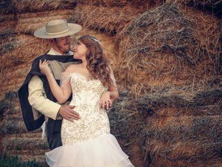 El matrimonio de Andrés y Wilson