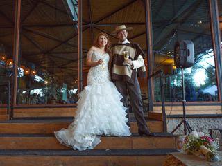 El matrimonio de Andrés y Wilson 2