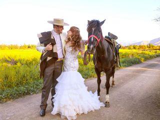 El matrimonio de Andrés y Wilson 3