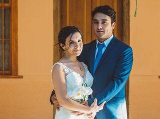 El matrimonio de Kim y Juan