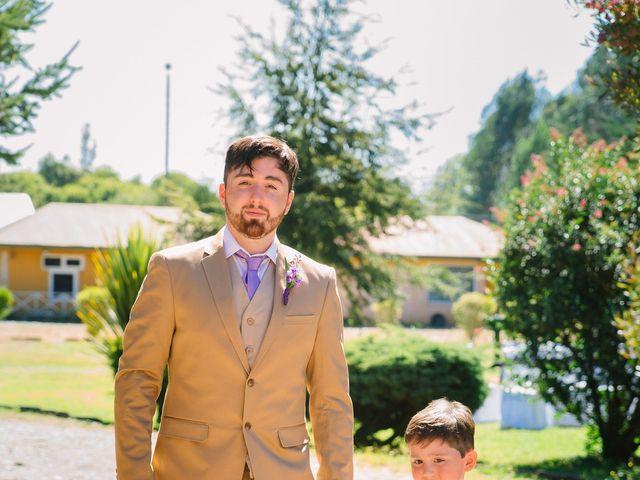 El matrimonio de Tristan y Rocio en Temuco, Cautín 7