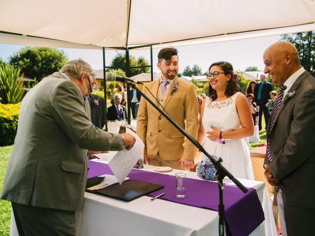 El matrimonio de Tristan y Rocio en Temuco, Cautín 14