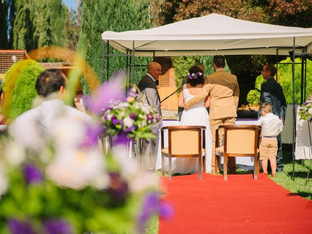 El matrimonio de Tristan y Rocio en Temuco, Cautín 16