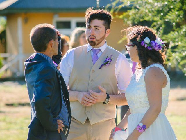 El matrimonio de Tristan y Rocio en Temuco, Cautín 20