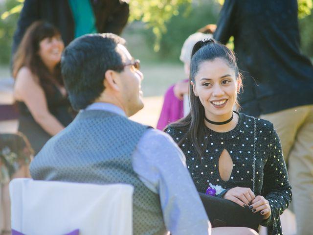El matrimonio de Tristan y Rocio en Temuco, Cautín 22