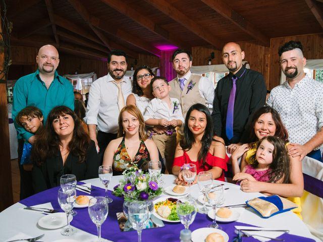 El matrimonio de Tristan y Rocio en Temuco, Cautín 23