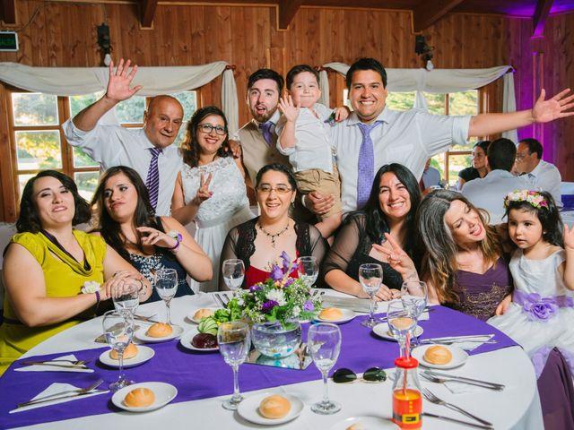 El matrimonio de Tristan y Rocio en Temuco, Cautín 24