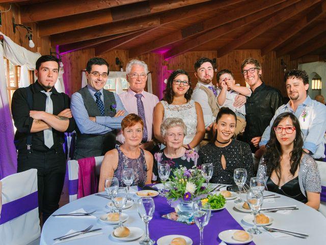 El matrimonio de Tristan y Rocio en Temuco, Cautín 25