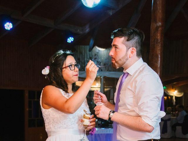 El matrimonio de Tristan y Rocio en Temuco, Cautín 27