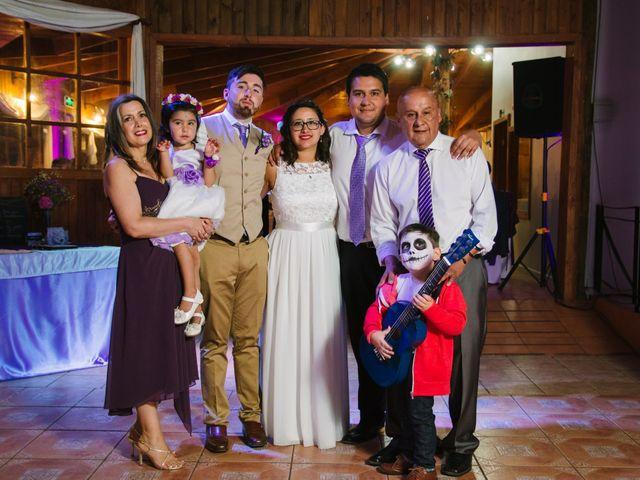 El matrimonio de Tristan y Rocio en Temuco, Cautín 32