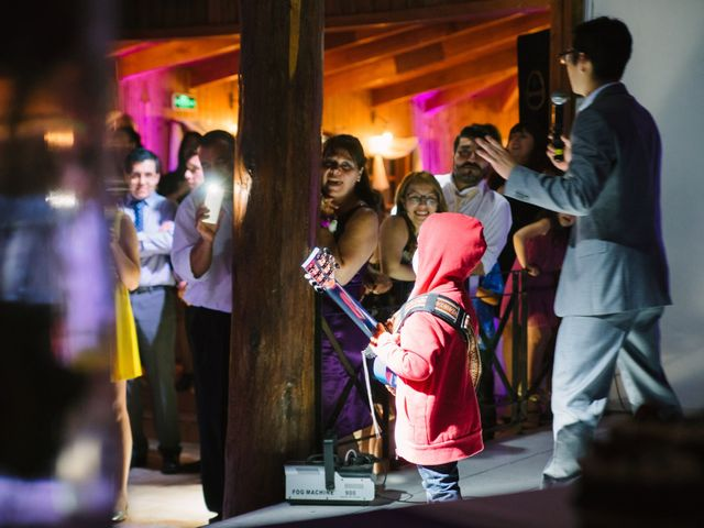 El matrimonio de Tristan y Rocio en Temuco, Cautín 34