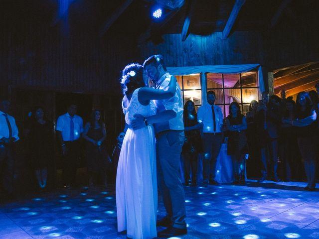 El matrimonio de Tristan y Rocio en Temuco, Cautín 37