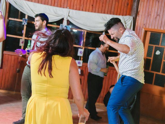 El matrimonio de Tristan y Rocio en Temuco, Cautín 49