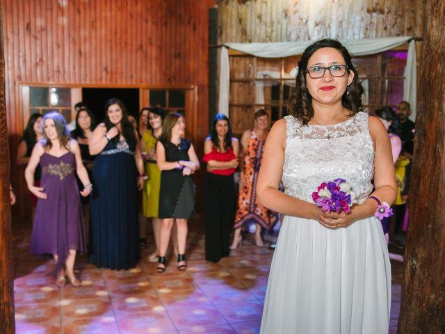 El matrimonio de Tristan y Rocio en Temuco, Cautín 53