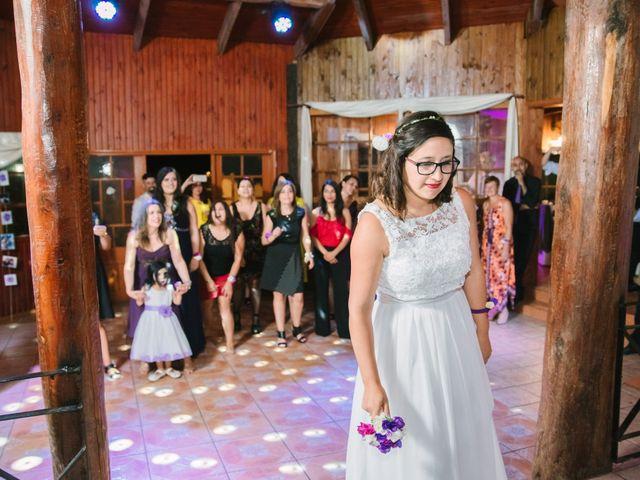 El matrimonio de Tristan y Rocio en Temuco, Cautín 54