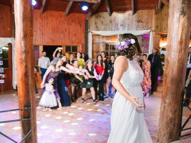 El matrimonio de Tristan y Rocio en Temuco, Cautín 55