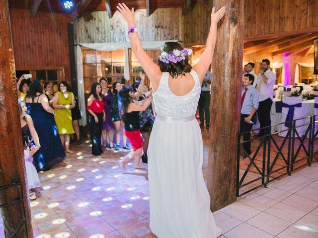 El matrimonio de Tristan y Rocio en Temuco, Cautín 56