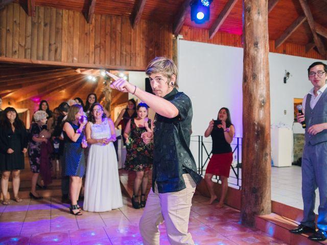 El matrimonio de Tristan y Rocio en Temuco, Cautín 58