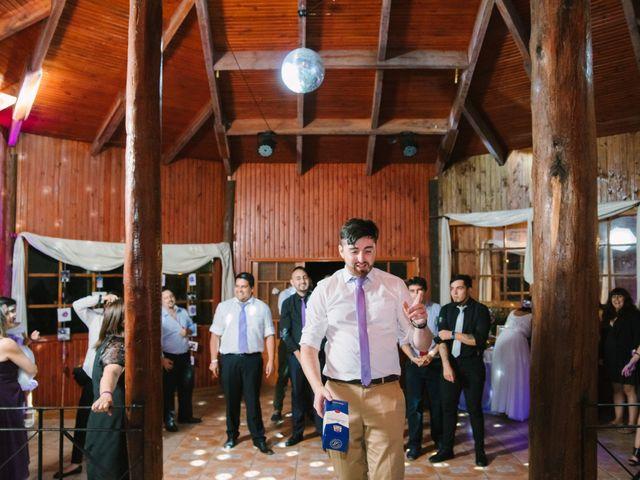 El matrimonio de Tristan y Rocio en Temuco, Cautín 61