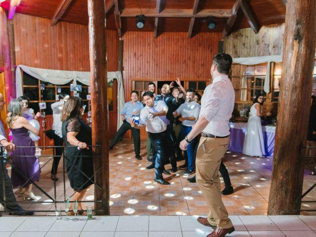 El matrimonio de Tristan y Rocio en Temuco, Cautín 62