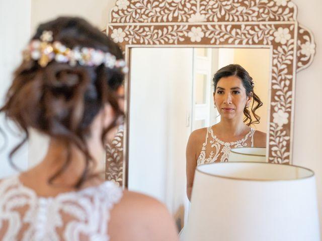 El matrimonio de Andrés y Cynthia en Talagante, Talagante 7
