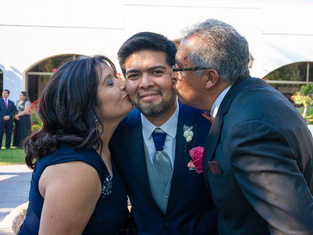 El matrimonio de Andrés y Cynthia en Talagante, Talagante 14