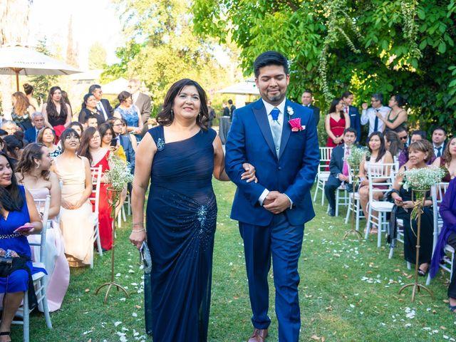 El matrimonio de Andrés y Cynthia en Talagante, Talagante 15