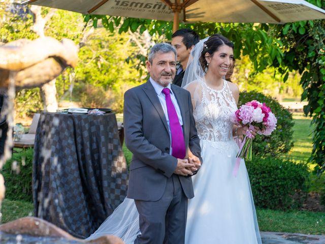 El matrimonio de Andrés y Cynthia en Talagante, Talagante 17
