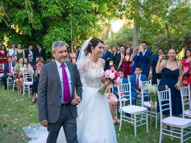 El matrimonio de Andrés y Cynthia en Talagante, Talagante 18