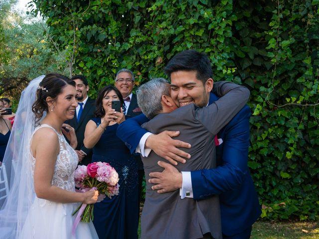 El matrimonio de Andrés y Cynthia en Talagante, Talagante 19
